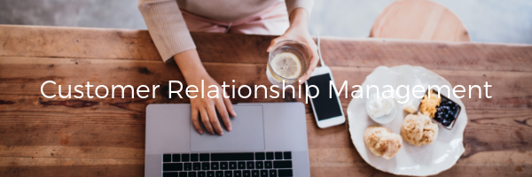 Tools to Use Beside Email: Customer Relationship Management Software