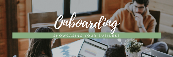 Small business hiring and onboarding process