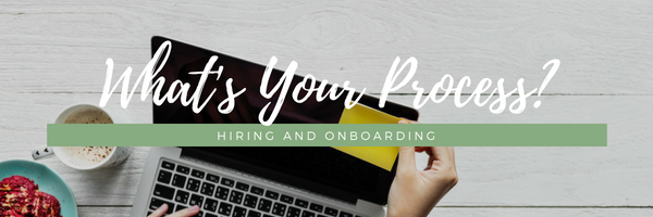 Small business hiring and onboarding tools
