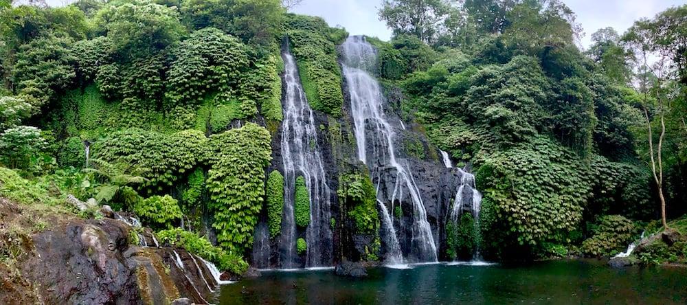 Bali-Waterfalls